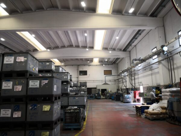 blog illuminazione industriale led