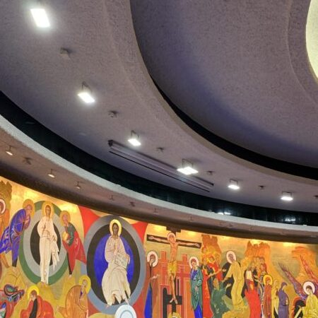 illuminazione led chiese