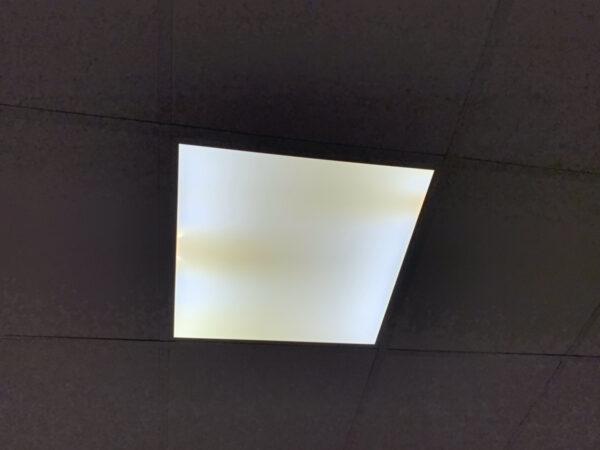 lampade per supermercati