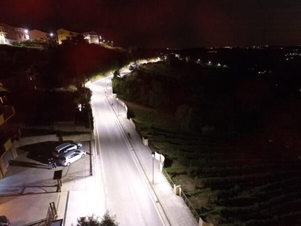 illuminazione pubblica Santa Paolina provincia Avellino