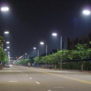 illuminazione pubblica stradale