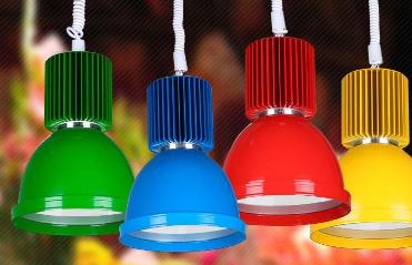 campane led per l'illuminazione di banchi salumeria